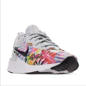 Nike Floral Print Shoes